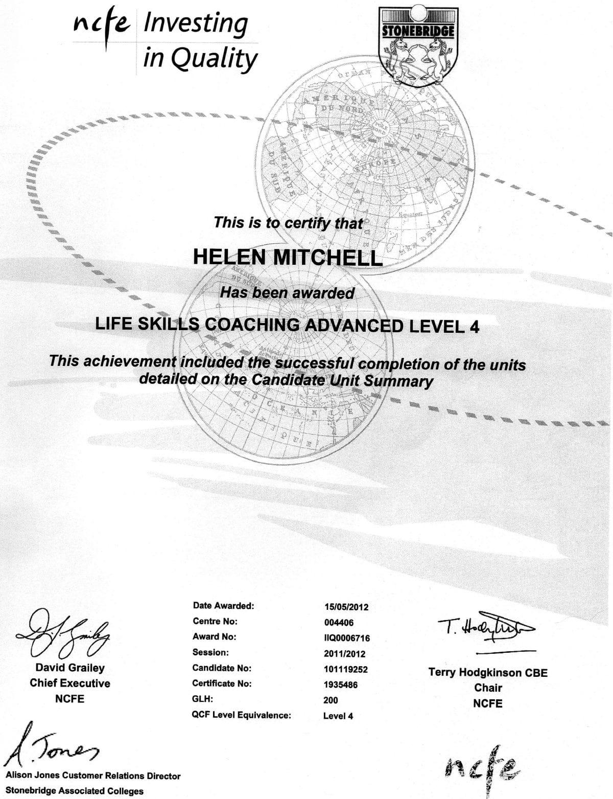 Life Coaching Certificate 2 Elite Life